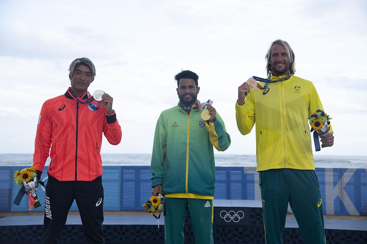 Brasil tem melhor desempenho em uma primeira semana olímpica desde 1992